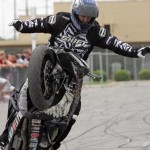 Stunt competition